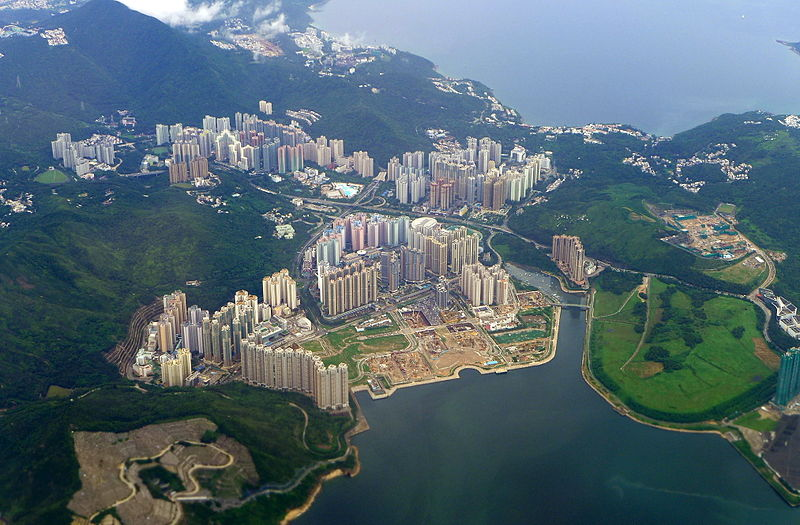Tseung Kwan O / Clear Water Bay